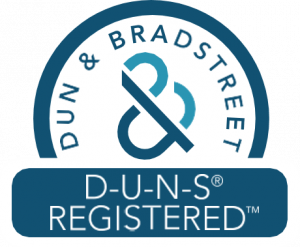 Registered with Dun & Bradstreet: 204124650